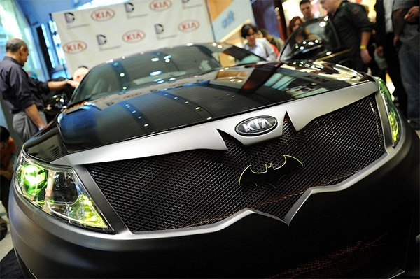 kia optima batmobile