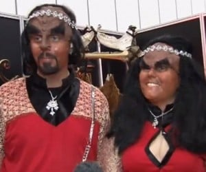 Couple Gets Married in Klingon Wedding Ceremony, Everyone Lives