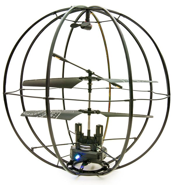 kyosho space ball chopper