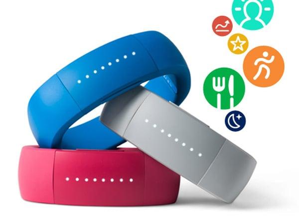 larklife lark wristband activity bracelet app fitness