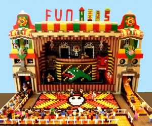 LEGO FunHaus is Really a Fun House