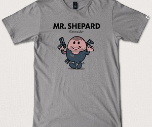little miss shepard mr shepard mass effect t-shirt 4