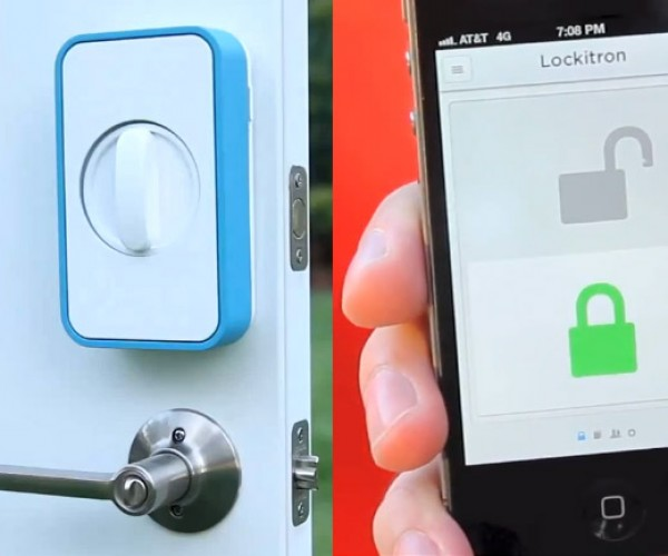 Lockitron Relaunches, Locks Down More Features