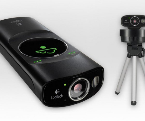 Logitech Unveils Broadcaster Wi-Fi Webcam: Stream Live Video on the Go