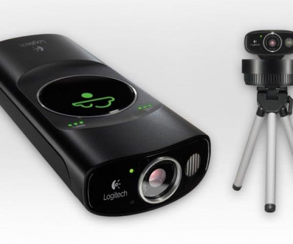 Logitech Unveils Broadcaster Wi-Fi Webcam: Stream Live Video on the Go