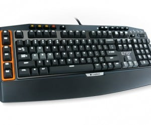 Logitech G710+ Mechanical Gaming Keyboard Offers Tactile Feedback with Less Clicking