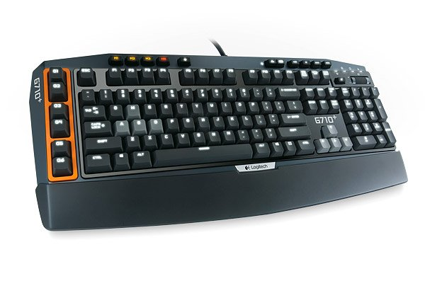 logitech g710 plus keyboard