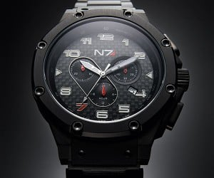 Mass Effect N7 Ambassador Watch: Spectre Gadget
