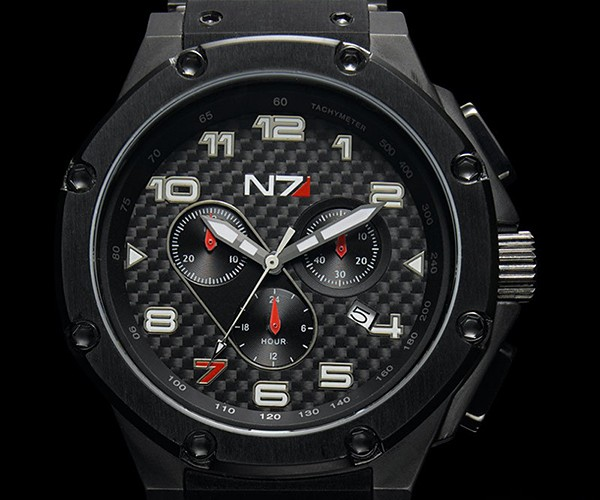 mass effect n7 ambassador watch 4