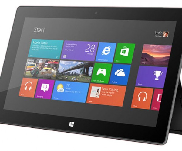 Microsoft Surface Windows RT Tablet Price, Release Date and Specs Announced