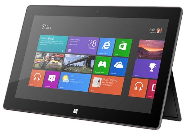 Microsoft Surface Windows RT Tablet Price, Release Date ...