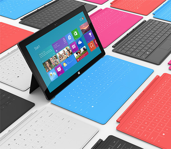 microsoft surface tablet 1