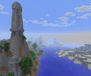 Entire World of Warcraft Map Recreated in Minecraft: WoW Indeed