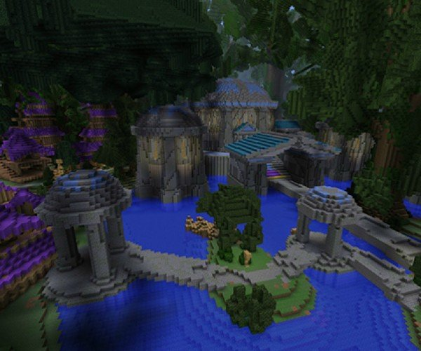 minecraft world of warcraft azeroth map by rumsey 9