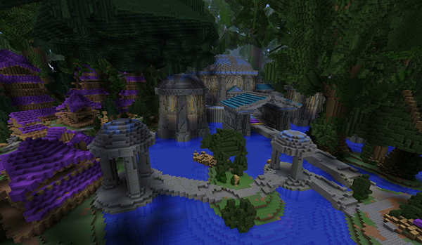 Entire World of Warcraft Map Recreated in Minecraft WoW Indeed – Map World of Warcraft Minecraft