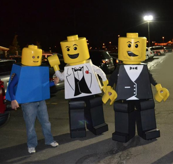minifig_costumes & Adult Fans of LEGO Get to Play: No Kids Allowed! - Technabob