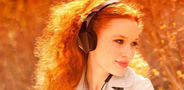 monster vektr headphones redhead