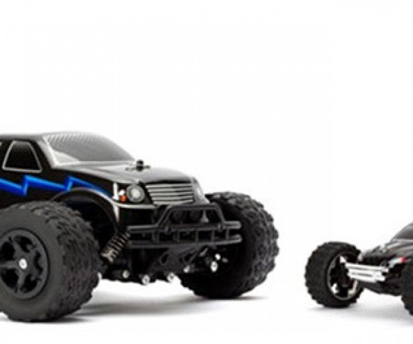 Griffin Unveils Moto TC Monster and Moto TC Racer iOS R/C Cars