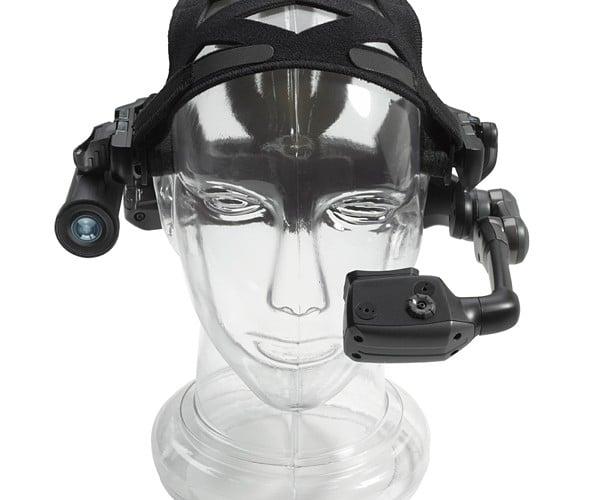 Motorola HC1 Headset Computer: for the Universal Worker