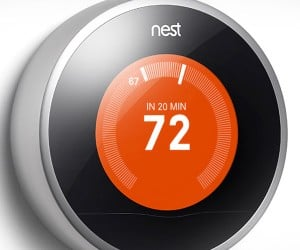 Nest 2.0 Digital Thermostat: Thinner, Hotter, Cooler?