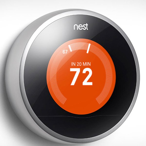 nest learning thermostat generation 2 thinner