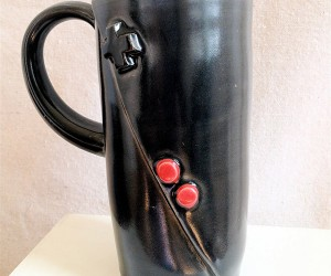 NES Controller Ceramic Mug: Push Start for More Coffee