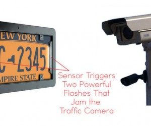 noPhoto Aims to Screw over Traffic Cameras