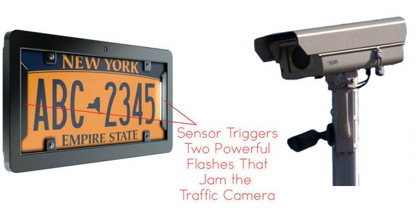 nophoto speed camera jammer