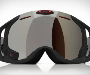 Oakley Airwave Goggles: Become the Robo Skier You've Always Wanted to Be