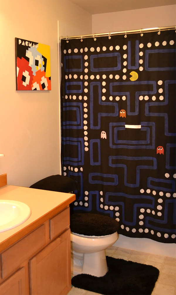 pac_man_shower_curtain