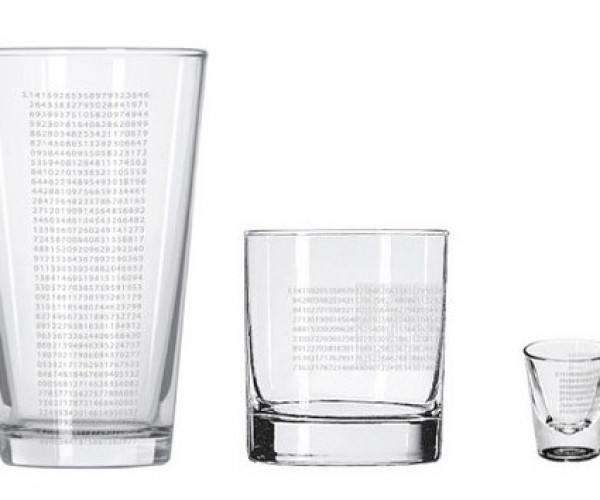 Memorize Pi While You Drink, Cook and Eat