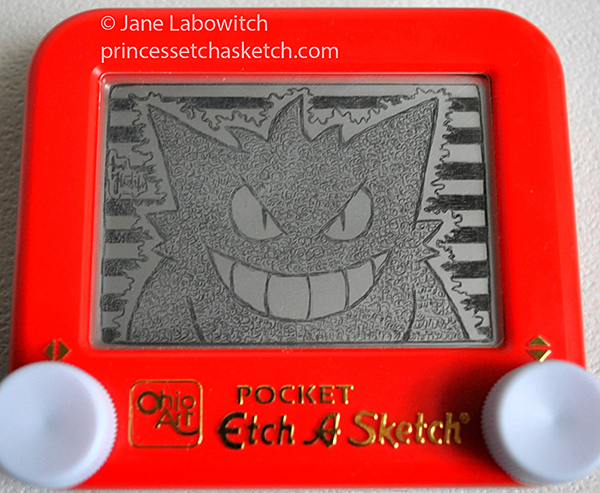pokemon etch-a-sketch by jane labowitch princess etch-a-sketch 4
