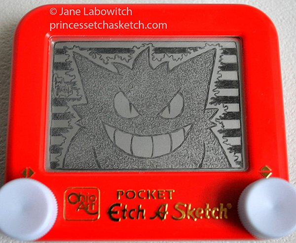 pokemon etch a sketch by jane labowitch princess etch a sketch 4