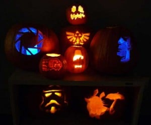 ThinkGeek Announces 2012 Great Geeky Pumpkin Template Contest
