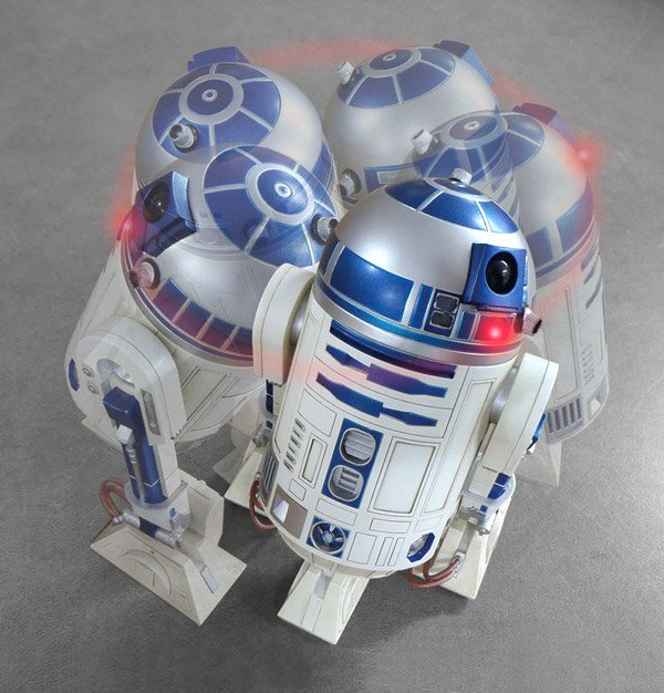 r2 d2 action alarm clock 3