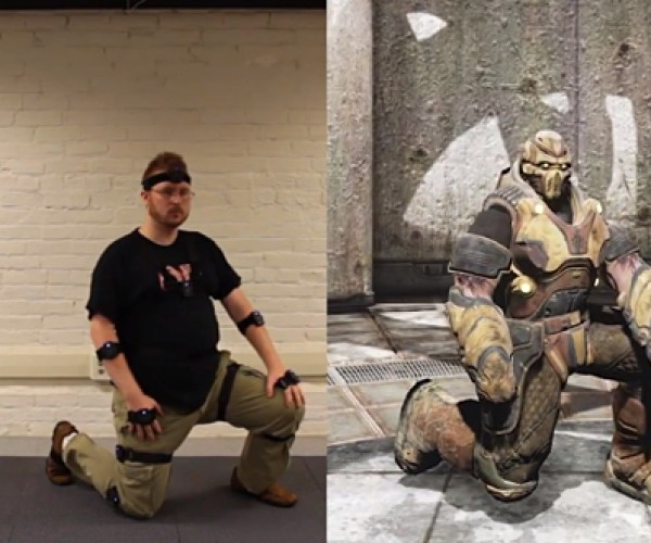 Real-time Motion Capture on Unreal Engine: That's Unreal All Right