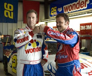 Ricky Bobby's Wonder Bread Tracksuit up for Auction: If You Don't Bid the Most, You're Last