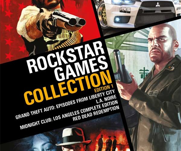 Rockstar Games Collection: Edition 1 Packs in Four Sweet Games for One Sweet Price