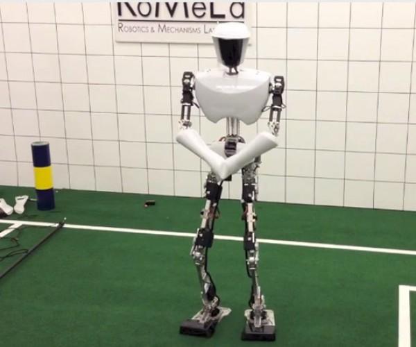 U.S. Navy Robot Dances Gangnam Style: PSYBot