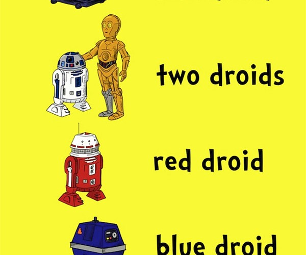 What If Dr. Seuss Wrote Star Wars?