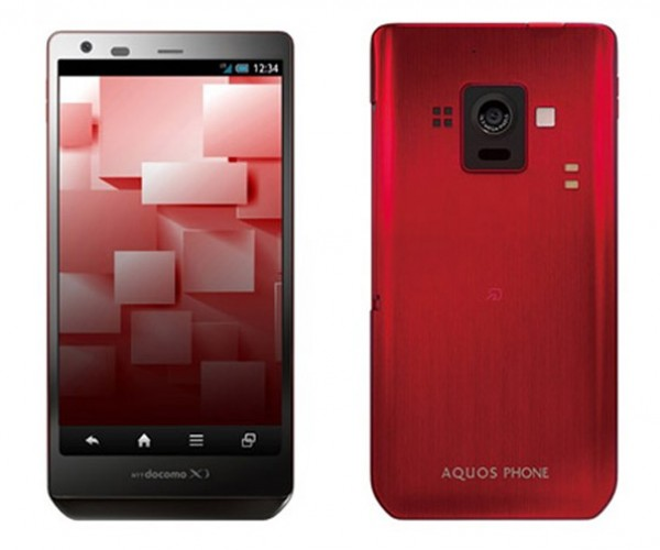 Sharp Aquos Phone Zeta to Get Low-Power IGZO Display