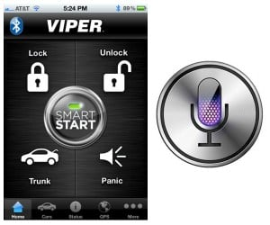 Viper SmartStart Siri Support Lets You Start Your Car with Your Voice