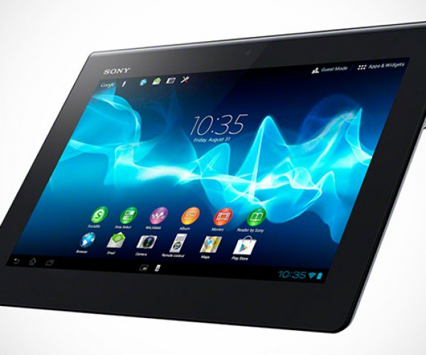 Sony Pulls Xperia Tablet from Market Due to Manufacturing Defect