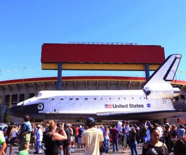 space shuttle endeavour time lapse - photo #18