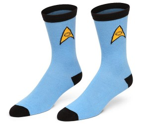 Official Star Trek Socks Not Part of the Official Federation Uniform