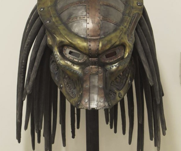 Steampunk Predator Helmet: One Ugly (But Safe) Motherbleeper