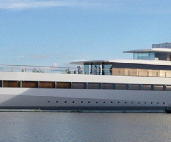 Steve Jobs Venus Yacht: Not Yet Available at the Apple Store