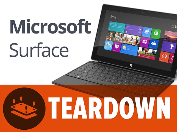 surface teardown