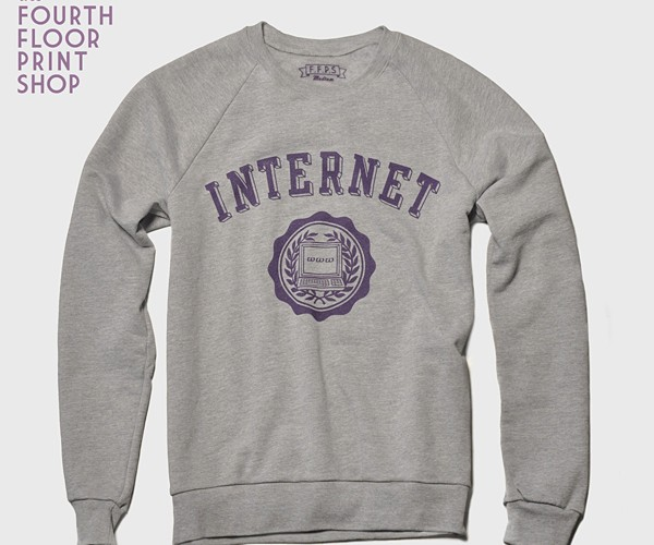 The Internet Sweatshirt: I Came, I Saw, I Copied & Pasted