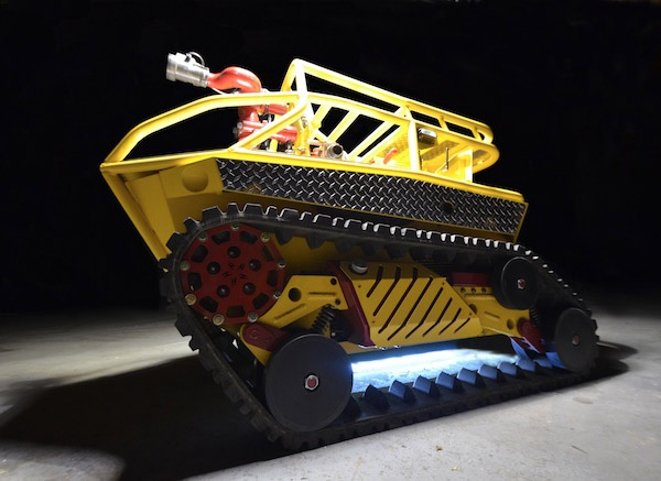 thermite firefighting robot 1